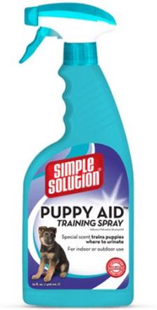 Training Spray valp, Simple Solution