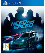 Need For Speed PS4 Spil