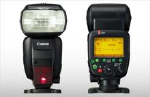 Flash/blitz Speedlite 600EX-RT (Ver. 1) Sort
