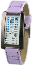 XTRESS Unisexklocka XDA1030P (27 x 47 mm)