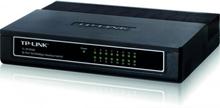 TP-LINK nätverksswitch, 16-ports, 10/100 , RJ45