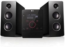 LG Hi-fi CM2760 Bluetooth 160W Svart
