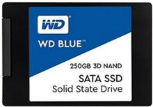 """Western Digital Hårddisk WDS250G2B0A SSD 250 GB 2,5"""" SATA III"""