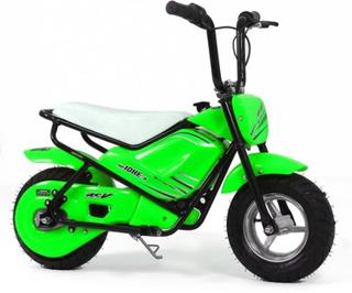 Rull Elscooter 250W Low Rider - Grön