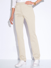 Comfort Plus-broek model Carina Van Raphaela by Brax beige
