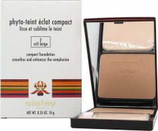 Sisley Phyto-Teint Eclat Compact Foundation 10g - 02 Soft Beige