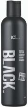 Id Hair Black Total hair, Body & Shave Shampoo Men 250 ml