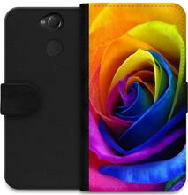 Sony Xperia XA2 Plånboksfodral Rainbow Rose