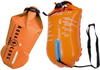 Dry bag 15L orange svømmebøje
