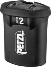 Petzl Accu 2 batterier Sort OneSize