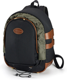 Billingham Rucksack 25 Black/Tan, Billingham