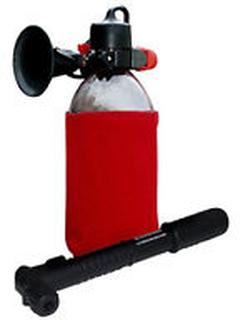 Air Horn - Ecoblast m/Pumpe