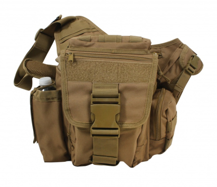 Advanced Tactical Bag Polyester - Coyote Tan