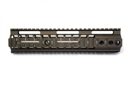 Bocca Series ONE - 25cm Rail - Bronze
