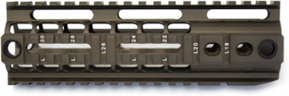 Bocca Series ONE - 18cm Rail - Bronze