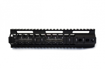 Bocca Series ONE - 25cm Rail - Sort