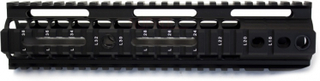 Bocca Series ONE - 25cm Rail - Sort