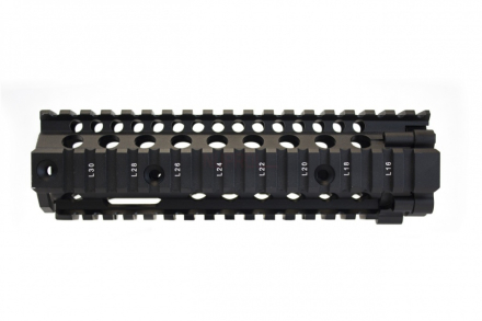 Bocca Series TWO - 18cm Rail - Sort