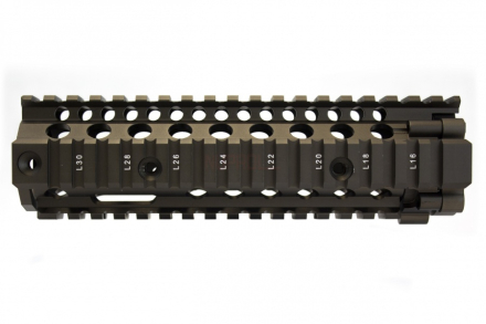 Bocca Series TWO - 18cm Rail - Bronze