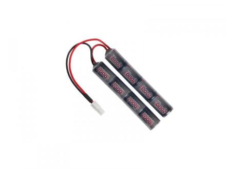 Batteri 9.6V 2000mAh (Cranestock), Liten plugg