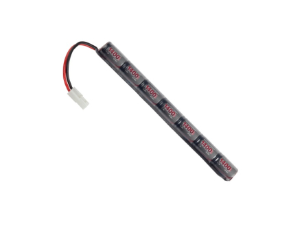 Batteri 8.4V - 1400mah - Sticktype Mini Liten plugg