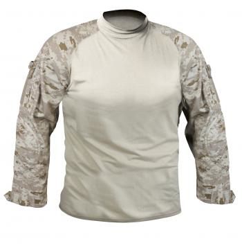 Combat Shirt - Desert Digital Camo