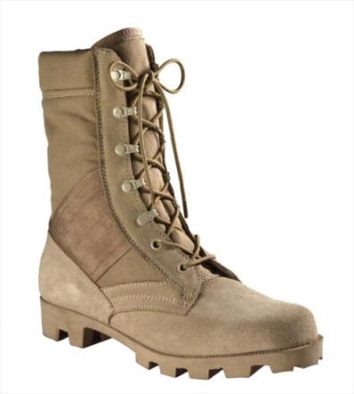 Desert Tan Boot