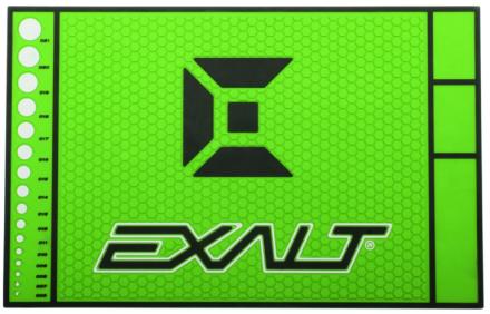 Exalt Tech Mat HD - Slime Green
