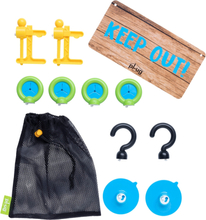 Tält kit litet (11 delar)