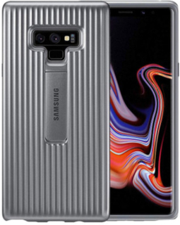 Samsung Protective Standing Cover Samsung Note 9 : Samsung Protective Standing Cover Samsung Note 9 Grey