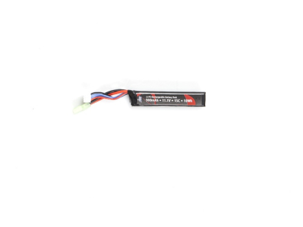 Li-Po 11.1V - 900mAh - Stock Tube