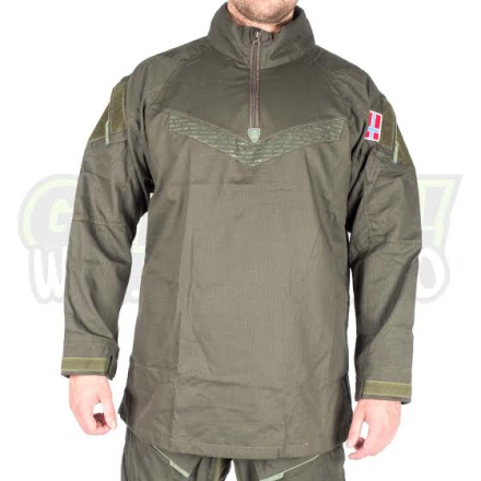 GO! Tactical Pullover - Green