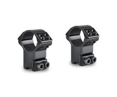 Hawke - Match Montasjeringer Ø25 Høy - 11mm