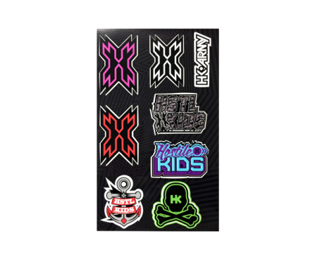 HK Army Combo Sticker Pack