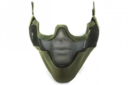 Nuprol Mesh Maske med Gitter V2 - Grønn