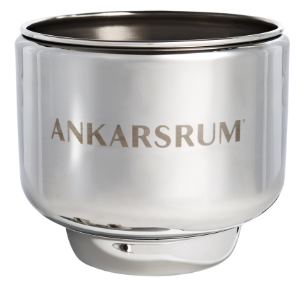 Ankarsrum Assistent Original Rustfri Bolle 7 Liter