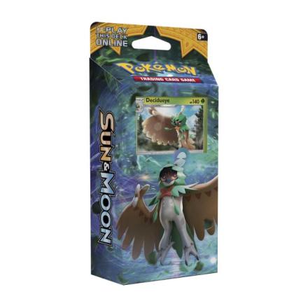 Pokemon Sun & Moon - Forest Shadow Theme Boks - Decidueye