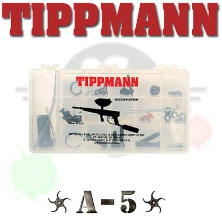 Tippmann A5/X7 Deluxe Parts Kit
