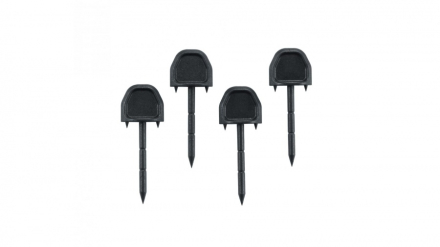 Target Pins til å henge opp blinker - 4stk