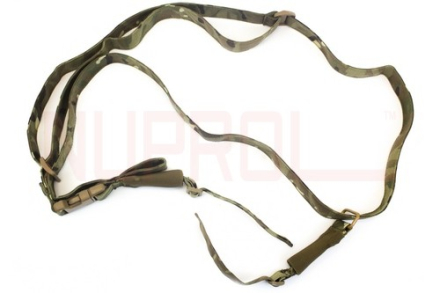 Three Point Tactical Sling - 1000D Cordura - MultiCam
