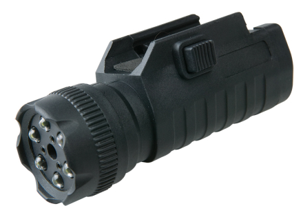 Tactical LED Lykt og Laser