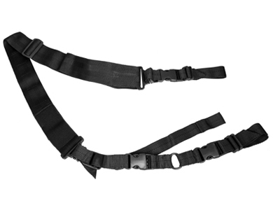 Taktisk Sling - 2 Point Black