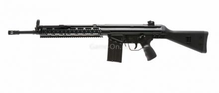 Warrior AG3 A3 RAS Police - AEG (PAKKE)