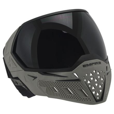 Empire EVS Maske - Gray/Black