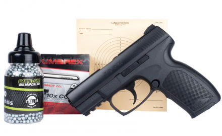 Umarex TDP 45 - 4.5mm Luftpistol - PAKKE