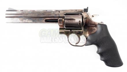Dan Wesson 715 Revolver - Steel Grey - 6mm