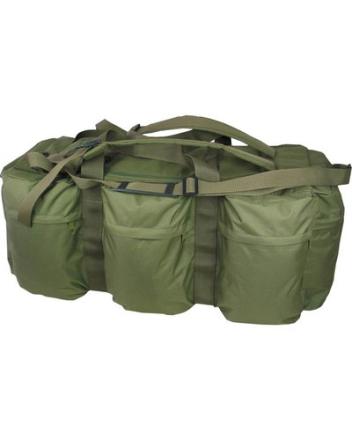 Assault Holdall Bag - 100L - Olive