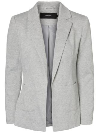 VERO MODA Classic Blazer Women Grey