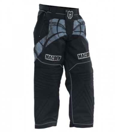 MacDev Pants - Grey / Black