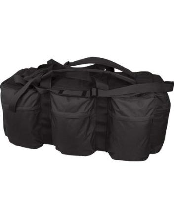 Assault Holdall Bag - 100L - Svart